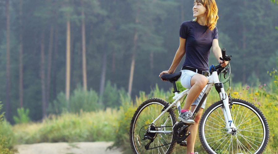 Faire du vélo c'est bon pour la santé